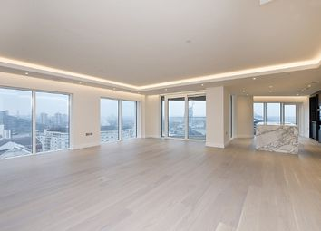 Thumbnail 3 bed flat to rent in The Tower, 12 Park Street, Chelsea Creek, London