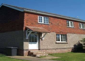 Thumbnail 3 bed property to rent in Little Horsted, Uckfield