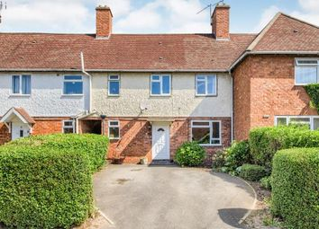 Thumbnail 3 bed terraced house for sale in Cashmore Avenue, Leamington Spa, Warwickshire, England