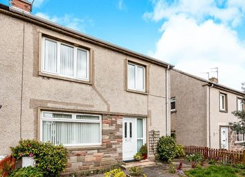 Thumbnail 3 bed semi-detached house for sale in Beech Loan, Bonnyrigg