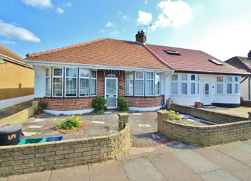 Thumbnail 2 bed semi-detached bungalow to rent in Tunstall Avenue, Ilford