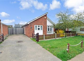Thumbnail 2 bedroom detached bungalow for sale in Hillman Avenue, Herne Bay, Kent