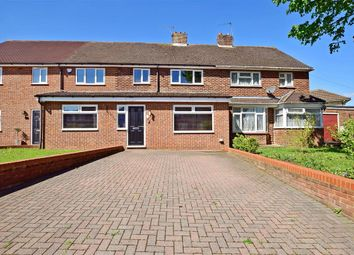 Thumbnail 4 bed terraced house for sale in Burma Way, Chatham, Kent