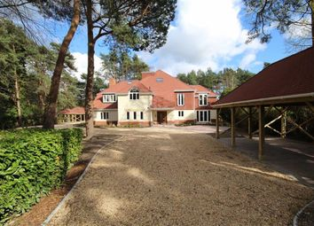 Thumbnail 2 bed flat for sale in New Road, West Parley, Ferndown