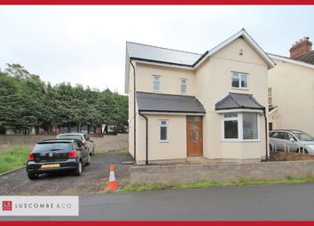 Thumbnail 3 bed detached house to rent in Pentre Tai Road, Rhiwderin