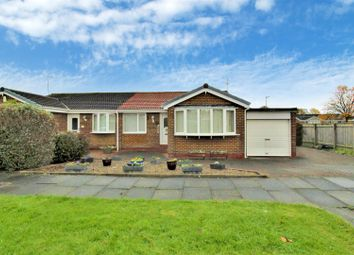 Thumbnail 2 bed detached bungalow for sale in Windburgh Drive, Cramlington