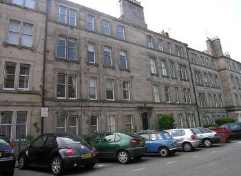 Thumbnail 1 bed flat to rent in Dean Park Street, Edinburgh Available 7th June