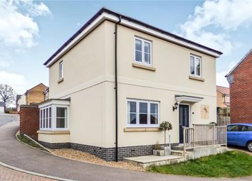 Thumbnail 3 bed detached house for sale in Roy Brown Drive, Sileby, Loughborough, Leicestershire