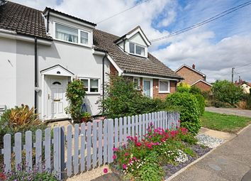 Thumbnail 2 bed terraced house for sale in Crown Street, Banham, Norwich