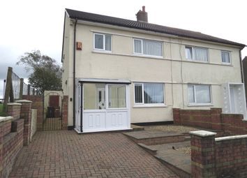 Thumbnail 3 bed semi-detached house for sale in Cambridge Road, Hensingham, Whitehaven, Cumbria