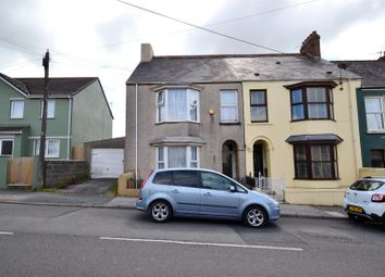 Thumbnail 3 bed semi-detached house for sale in Treowen Road, Pembroke Dock