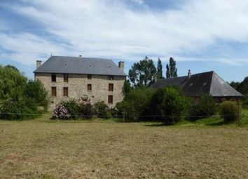 Thumbnail 6 bed country house for sale in Ste-Marie-Du-Bois, Manche, France