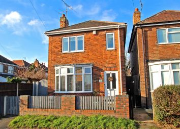 Thumbnail 3 bed detached house for sale in Freda Avenue, Gedling, Nottingham