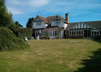 Thumbnail 5 bed detached house for sale in Park Road, Sutton-On-Sea, Mablethorpe