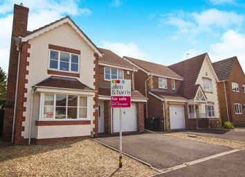 Thumbnail 4 bedroom detached house for sale in Bakers Ground, Stoke Gifford, Bristol