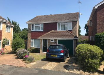 Thumbnail 4 bed detached house for sale in Napier Gardens, Merrow, Guildford