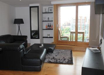 Thumbnail 2 bed flat to rent in Candle House, Wharf Approach, Leeds