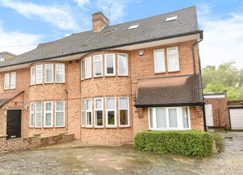 Thumbnail 4 bed semi-detached house for sale in Michleham Down, Woodside Park