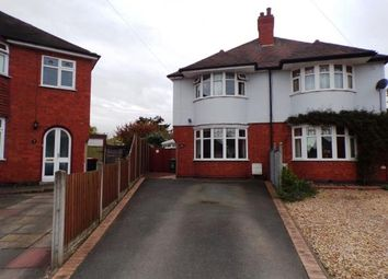 Thumbnail 3 bed semi-detached house for sale in St Peters Road, Mancetter, Atherstone, Warwickshire