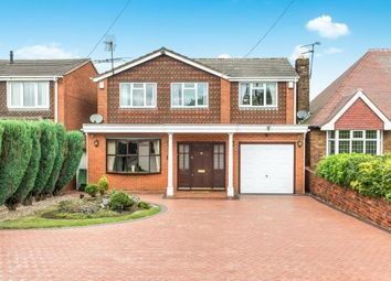 Thumbnail 4 bedroom detached house for sale in Coopers Bank Road, Lower Gornal, Dudley, West Midlands