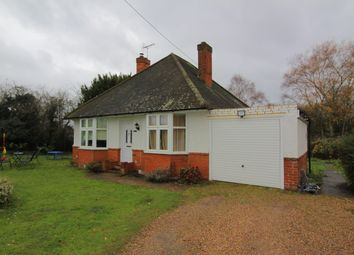 Thumbnail 3 bed bungalow to rent in Littlefield Green, White Waltham, Maidenhead