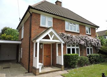 Thumbnail 3 bed detached house for sale in Portsmouth Road, Cobham
