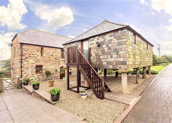 Thumbnail 4 bed end terrace house for sale in Stockadon Barns, St Mellion, Saltash, Cornwall