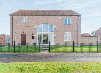 Thumbnail 4 bedroom detached house for sale in Ashton Hall Drive, Boston, Lincolnshire, England