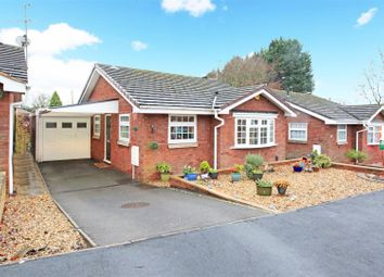 Thumbnail 2 bed bungalow for sale in Careswell Gardens, Shifnal