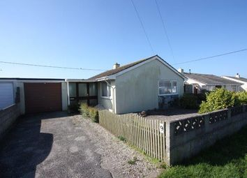 Thumbnail 2 bed bungalow for sale in Carneton Close, Crantock, Newquay