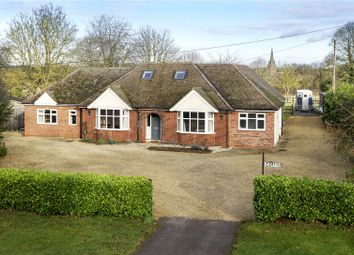 Thumbnail 5 bed equestrian property for sale in Berry Hill Road, Adderbury, Banbury, Oxfordshire