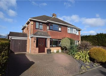 Thumbnail 3 bed semi-detached house for sale in The Hurst, Tunbridge Wells, Kent