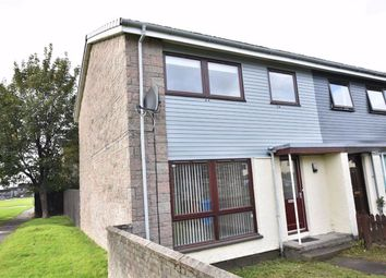 Thumbnail 3 bed end terrace house for sale in Inverbreakie Drive, Invergordon, Ross-Shire