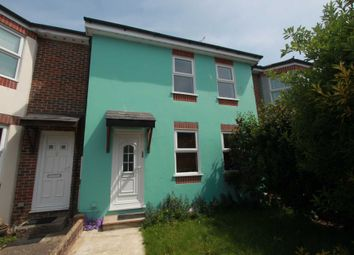 Thumbnail 3 bedroom terraced house to rent in Clifton Road, Worthing