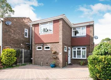 Thumbnail 3 bed detached house for sale in Walnut Close, Biggleswade, Bedfordshire