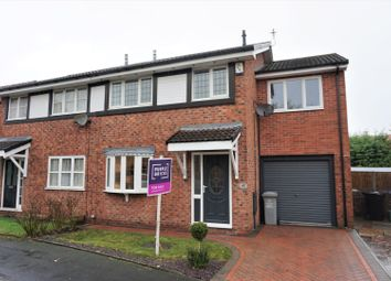 Thumbnail 4 bed semi-detached house for sale in Waveney Drive, Altrincham