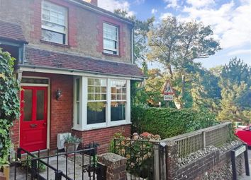 Thumbnail 2 bed end terrace house for sale in St. Johns Hill, Lewes, East Sussex