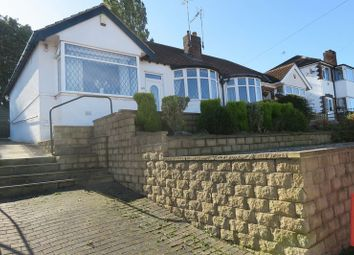 Thumbnail 2 bed semi-detached bungalow for sale in Southleigh Road, Beeston, Leeds