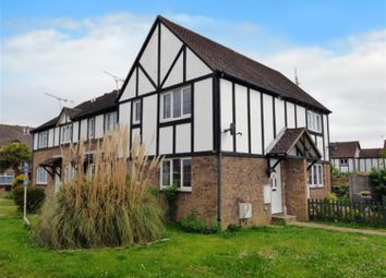 Thumbnail 1 bed semi-detached house to rent in Fleet Close, Littlehampton, West Sussex
