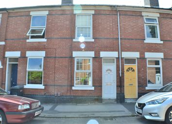 Thumbnail 2 bed terraced house for sale in Drewry Lane, Derby, Derbyshire