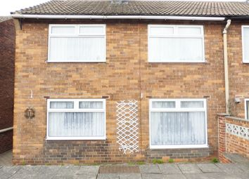 Thumbnail 3 bed semi-detached house for sale in Moorbridge Crescent, Brampton