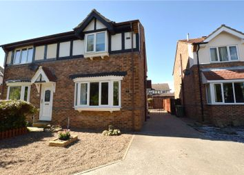 Thumbnail 3 bed semi-detached house for sale in Hillthorpe Court, Heritage Village, Leeds