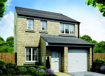 Thumbnail 3 bed detached house for sale in Crosland Road, Oakes, Huddersfield