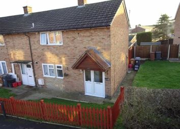 Thumbnail 2 bed end terrace house for sale in Randalls Hill, Stevenage, Herts
