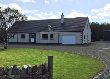 Thumbnail 3 bed detached bungalow for sale in Achiegullen, Reay, By Thurso