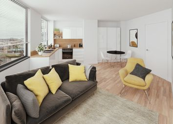 Thumbnail 1 bed flat for sale in Broad Street, Bristol