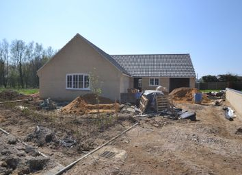 Thumbnail 3 bed detached bungalow for sale in Home Farm Dunham Road, Sporle, King's Lynn, Norfolk.