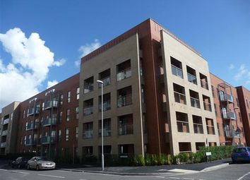Thumbnail 2 bed flat for sale in Pennant House, Cross Street, Portsmouth