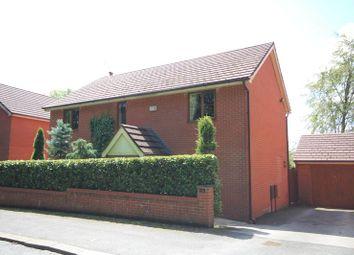 Thumbnail 4 bedroom detached house for sale in Meadowcroft Lane, Bamford, Rochdale