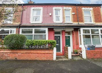 3 bed terraced house for sale in Bury Avenue, Manchester M16